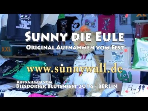 Sunny die Eule Sunnywall.de Wandtattoos, T-Shirts, Beutel