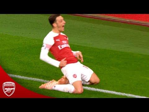 Arsenal Crazy Goal Celebrations 2018/19
