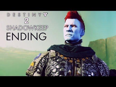 DESTINY 2: SHADOWKEEP Final Boss and Ending
