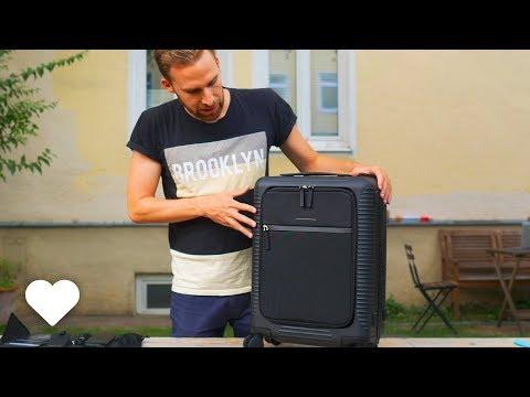 HORIZN STUDIOS Model M - Smart Luggage Unboxing und erster Eindruck