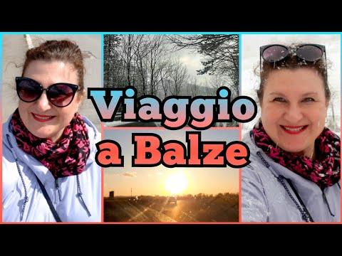 133) Viaggio a Balze 🌿 Natura imprevedibile ❄ Поездка в Бальце 🌞 Непредсказуемая природа
