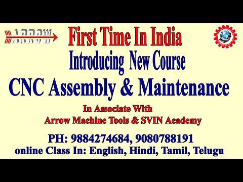 Cnc Assembly & Maintenance Training - Cnc Training Course