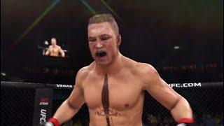 UFC 3 how to make Brock Lesnar 2.0