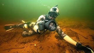 Found $2,200 Camera Lost in River While ScubaDiving!!! (lost photos)