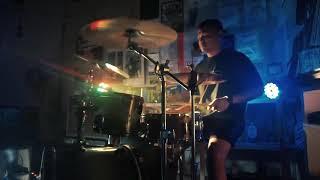 Pee Wee Gaskins - Dan (feat Tuan Tiga Belas) (Drum Cover)