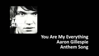 Aaron Gillespie -- You Are My Everything