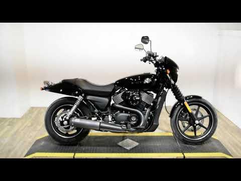 2015 Harley-Davidson Street 750 in Wauconda, Illinois - Video 1