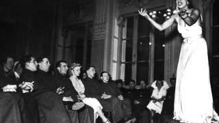 """Jo Bouillon et son orchestre """" mademoiselle, voulez vous """"   1944"""