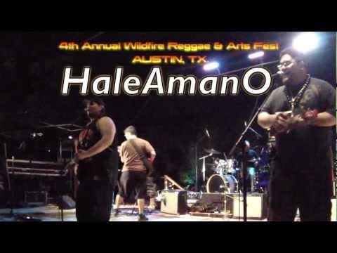 HaleAmanO @ Wildfire Reggae & Arts Festival 2013