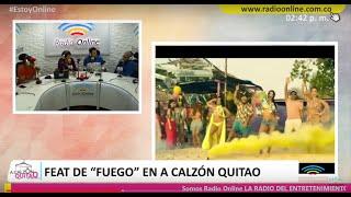 Del Vallenato A La Champeta   Invitado Wilfran Castillo,