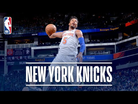 Best of the New York Knicks! | 2018-19 NBA Season