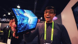 This Rs 90000 Foldable Phone is from the Future! (Royole FlexPai Smartphone)