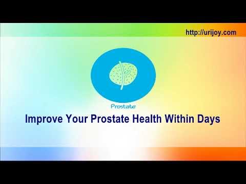 Weiße Blutzellen in der Prostata