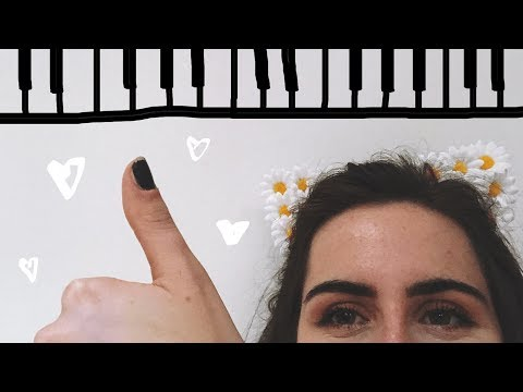 6/10 – piano tutorial and karaoke version!