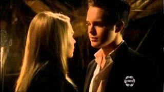 Adam Cassie Jake   The Secret Circle 1x11   Fire/Ice Ending Scene