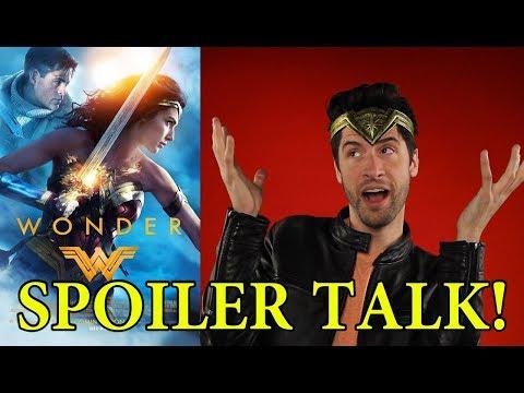 Wonder Woman – SPOILER Talk