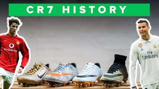 ALL NIKE CR7 FOOTBALL BOOTS - WHICH IS BEST?