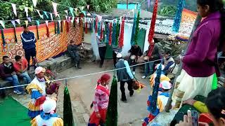 Kumaoni Chalia Dance (कुमाउनी छलिया डांस) Thal Pithoragarh