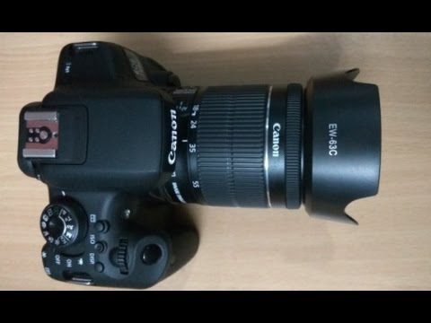 Unboxing Canon EOS 750D and hands on  FEATURES  INDIA