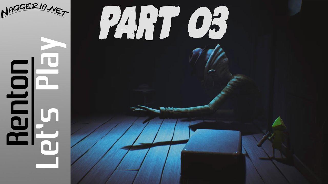 Little Nightmares – Part 03: Ekelhafte Arme