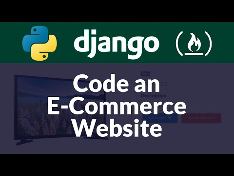How to Build an E-commerce Website with Django and Python