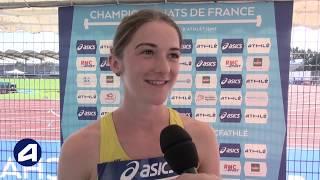 Eloïse Terrec : « Une très bonne course »