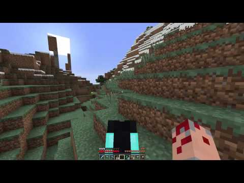 Minecraft Single Player Let's Play E38 - Prohlídka a Plánování [Česky]
