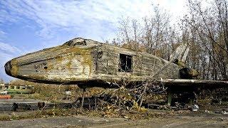 12 Most Amazing Abandoned Technology And Vehicles