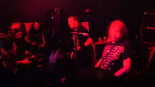 "Tragedy ""The hunger"", live Sthlm 2011"
