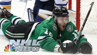 NHL Stanley Cup Playoffs 2019: Blues vs. Stars | Game 4 Highlights | NBC Sports