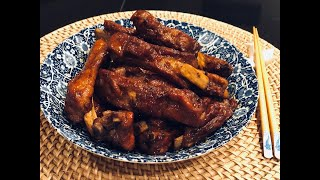 Easy No Marinating Braised Ribs| Number Ribs | Wok to Table