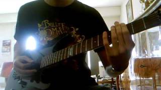 """Arch Enemy """"Savage Messiah"""" Guitar Cover by Julien"""