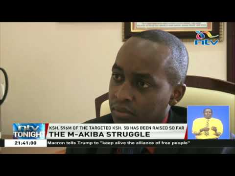 Close to half a Million Kenyans have registered on M-Akiba