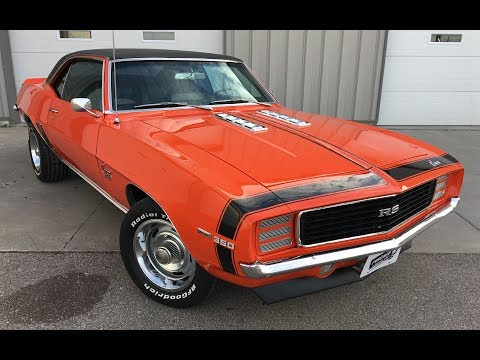 1969 Chevrolet Camaro RS/SS for Sale - CC-930183