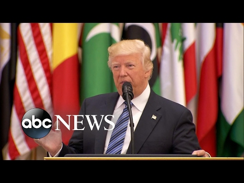 Trump visits Israel on 1st foreign trip as president