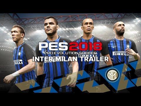 Konami anuncia un acuerdo con el Inter de Milán para PES 2018
