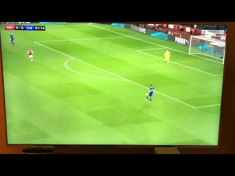 Samsung UE75MU8000 black bands affecting screen