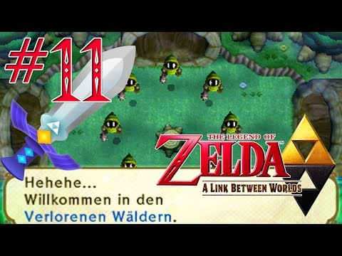 The Legend of Zelda A Link to the Past 3DS Walkthrough - The