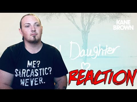 Kane Brown - For My Daughter (Audio) | REACTION