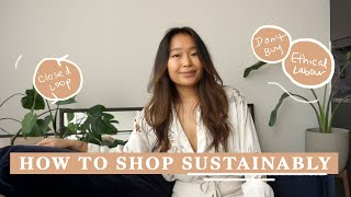 how to be a sustainability-minded consumer | inspiroue