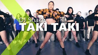 DJ Snake   Taki Taki Ft. Selena Gomez, Ozuna, Cardi B  JaneKim Choreography.
