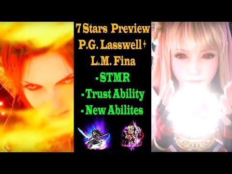Final Fantasy Brave Exvius 5 Stars Base Tier List