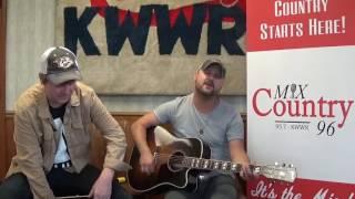 Aaron Goodvin - Country 96 Artist Lounge