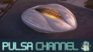 TOP 8 Estadios Qatar 2022 || Edificios más Avanzados y Futuristas ||