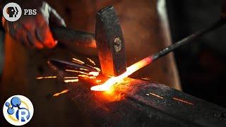 How Do Blacksmiths Make Swords?