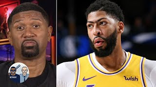 There's no chance Anthony Davis leaves the Lakers - Jalen Rose | Jalen & Jacoby