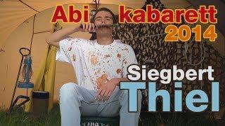 preview picture of video 'Abikabarett 2014 - Siegbert Thiel'