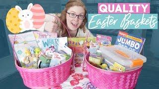 Non-Candy Easter Basket Gifts ✝️🐇 | HIGH QUALITY EASTER BASKET GIFT IDEAS