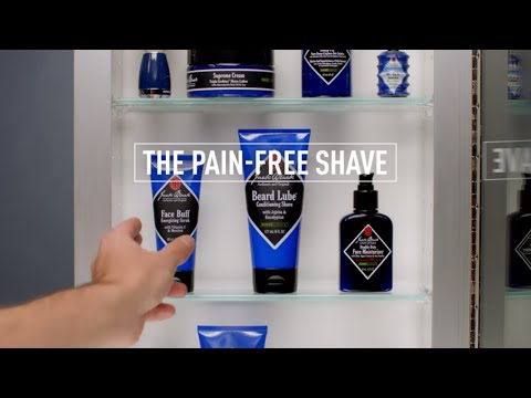 How to get a Pain-Free Shave