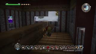 [PS4ドラゴンクエストビルダーズフリービルドvol.107]ひよっこビルダーのリゾート建築!▽